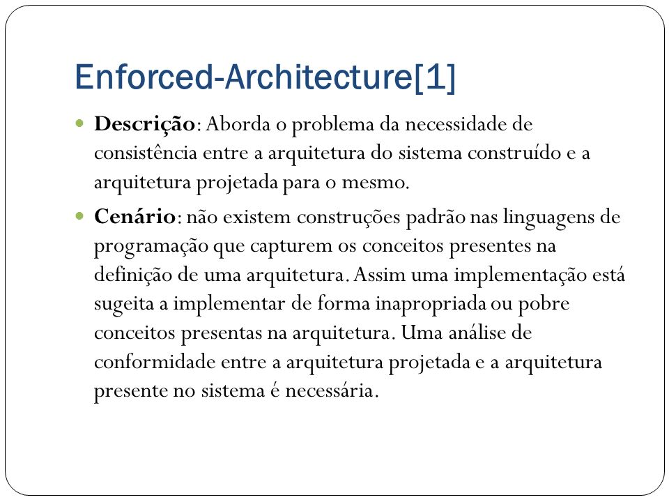 Enforced-Architecture[1]